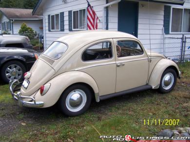 1963 Volkswagen Beetle Other...