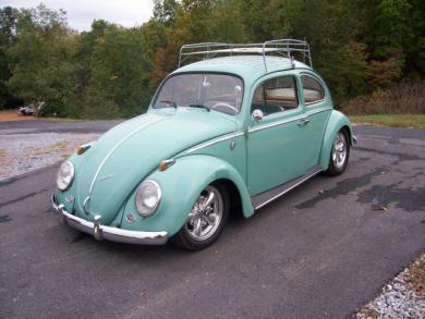 1963 Volkswagen Beetle 2 Door